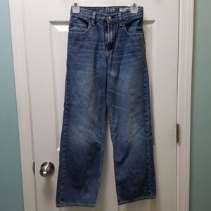 Gap Kids 1969 Loose Fit Jeans Adjustable Waist